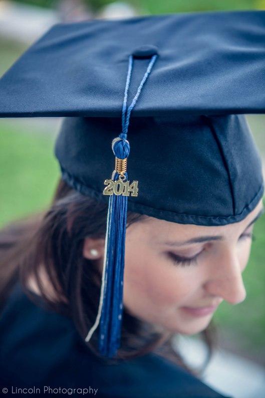 Adrianna Graduation