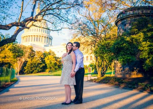 Lincoln Photography - Rachel & Jake Engagement - 001