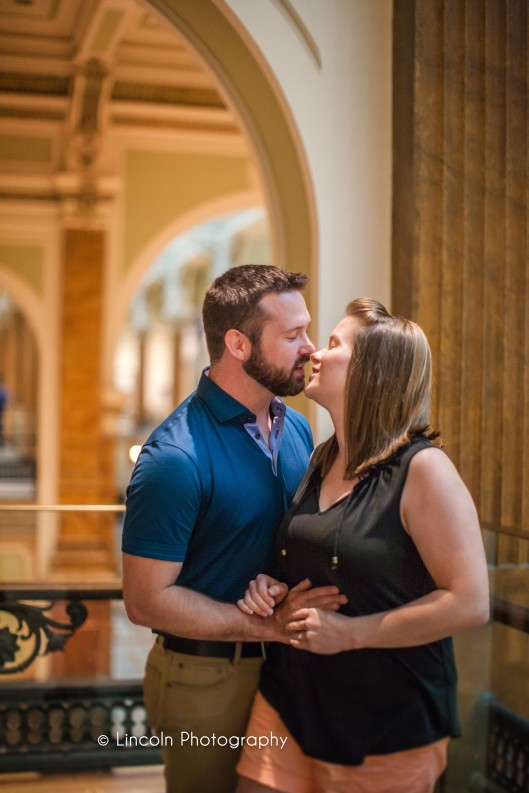 Lincoln Photography - Anthony & Hannah Proposal in DC - 009