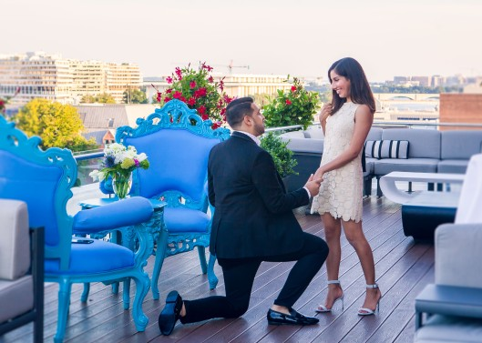 Shahrukh Khan Proposal at the Graham - 002