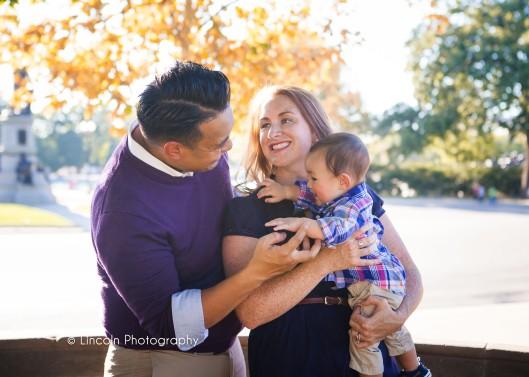 Lincoln Photography - Kathleen & AJ Family - 007
