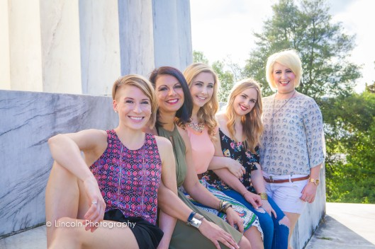 Lincoln Photography - Kristina & Friends Portraits -004
