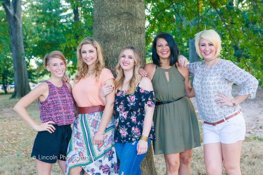 Lincoln Photography - Kristina & Friends Portraits -011