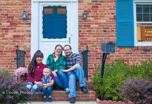 Lincoln Photography - Rachael & Josh Family Portraits 2017 - 001