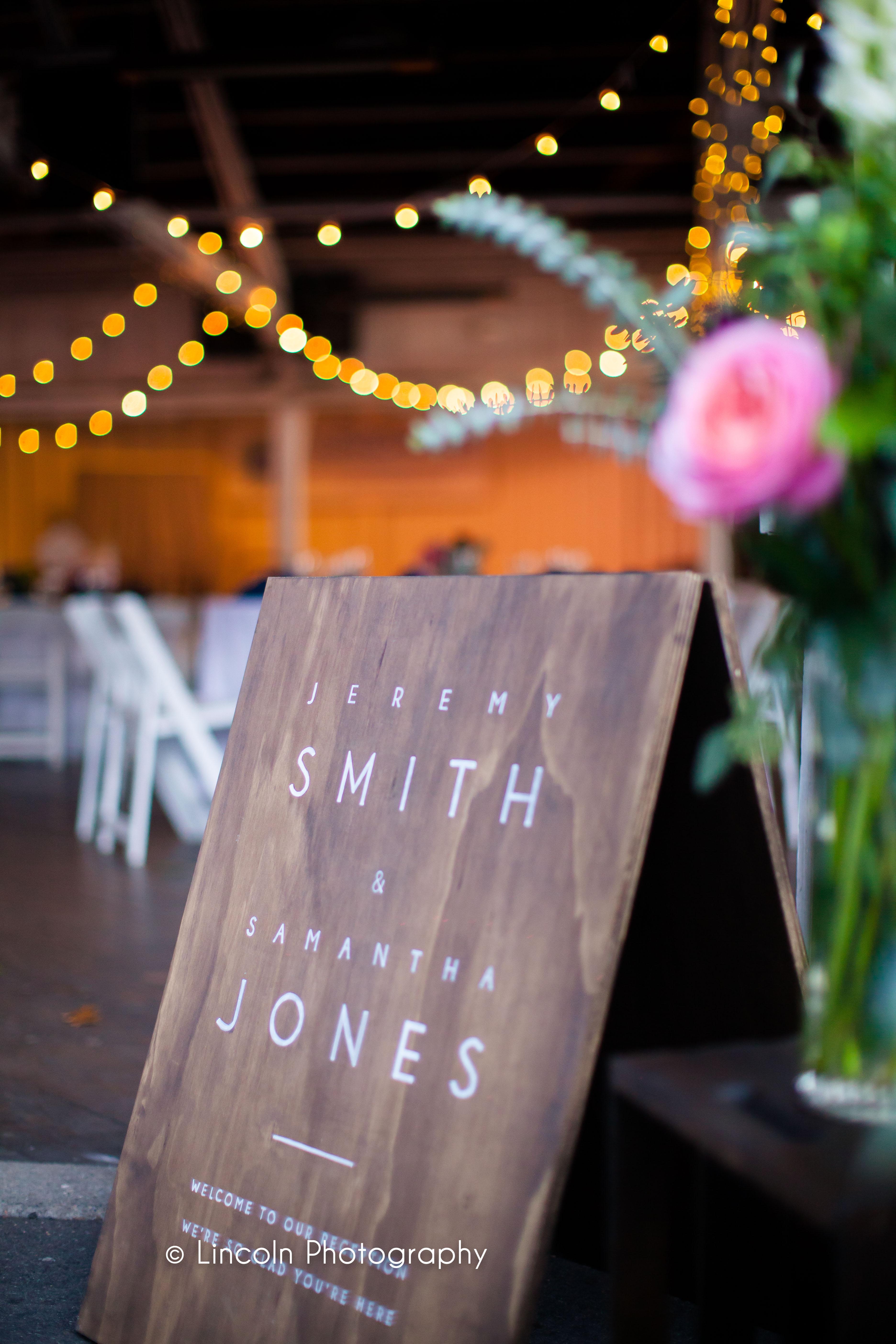 Sam Jeremys Wedding Reception At Glen Echo Park Lincoln