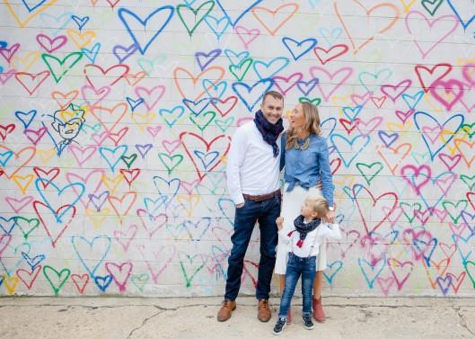 Justine Avery & Tyson Family - 001