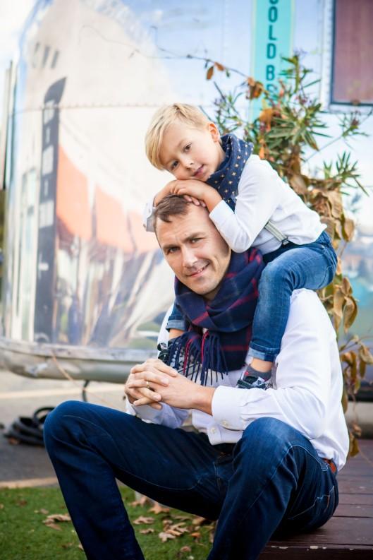 Justine Avery & Tyson Family - 007