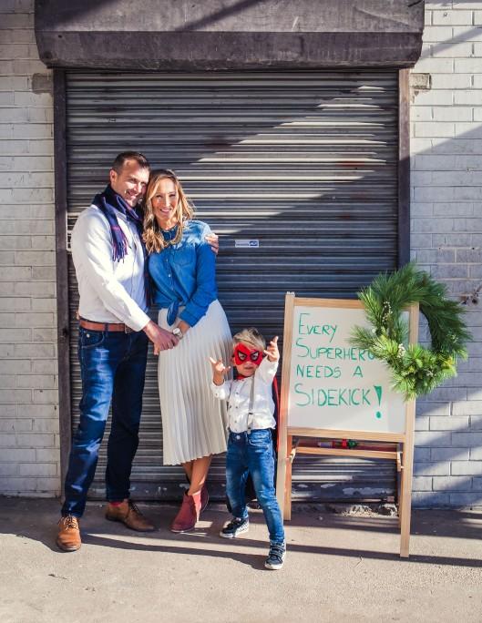 Justine Avery & Tyson Family - 009