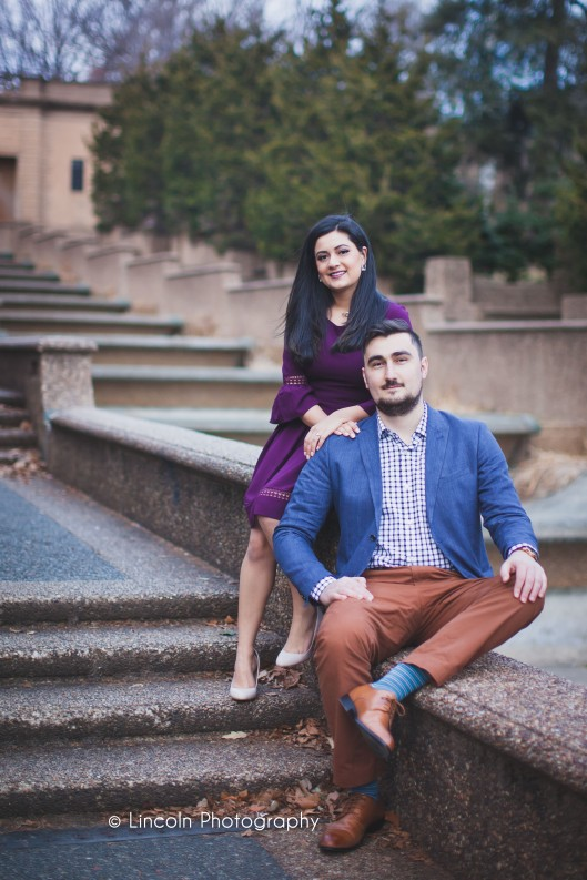 Lincoln Photography - Anshikka & Ben Engagement - 001