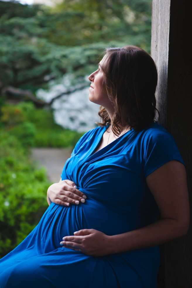 Jessica & Chris Maternity Session - 002