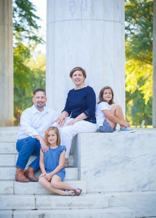 Lincoln Photography - Roemer Family DC Portraits - 001