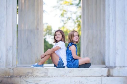 Lincoln Photography - Roemer Family DC Portraits - 002